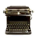 Type writer Royalty Free Stock Photo