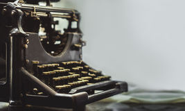 Typemachine Royalty-vrije Stock Fotografie