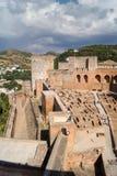 Types of Alhambra Stock Photos