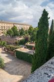Types of Alhambra Stock Photography
