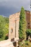 Types of Alhambra Royalty Free Stock Photography
