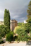 Types of Alhambra Royalty Free Stock Image