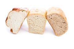 Types of bread Stock Photos