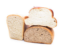 Types of bread Royalty Free Stock Image