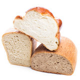 Types of bread Royalty Free Stock Photo
