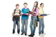 Types d'école Images libres de droits