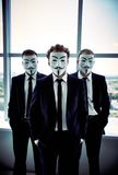 Types de Fawkes Photo libre de droits