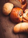 Types de pain Photo libre de droits