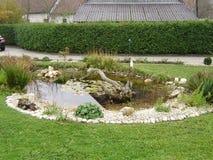 Types of garden ponds