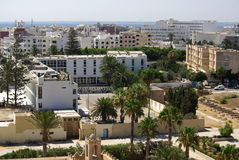 Types of Monastir in Tunisia, Africa Stock Photography