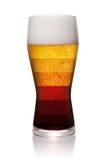 Types of stijlen van bier Stock Foto's