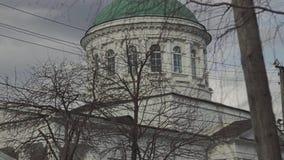 Types van christelijke orthodoxe kerk 1 stock video