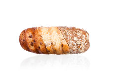 Types of whole-wheat bread Royalty Free Stock Photos
