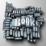 Typescript book Stock Photos
