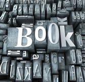 Typescript book block Royalty Free Stock Image