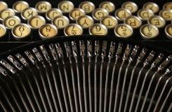 Typewirter Royalty Free Stock Images