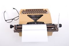 Typewriter. Stock Photos