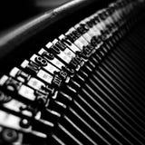 Typewriter Royalty Free Stock Photos