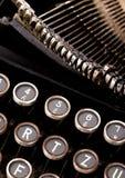 typewriter Στοκ φωτογραφία με δικαίωμα ελεύθερης χρήσης
