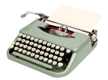 Typewriter Stock Image