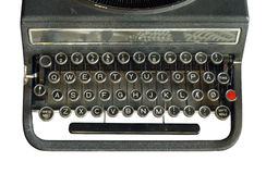 Typewriter Royalty Free Stock Photo