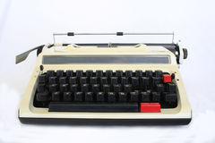 Typewriter. Before Microsoft Stock Photography
