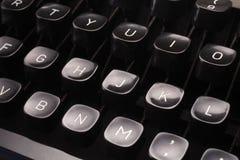 Typewriter button Stock Photos