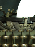 Typewriter Royalty Free Stock Photos