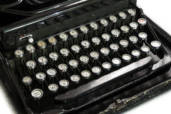 Typewriter keyboard Royalty Free Stock Image