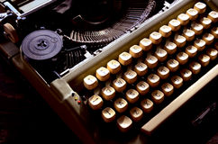 Typewriter Machine Royalty Free Stock Image
