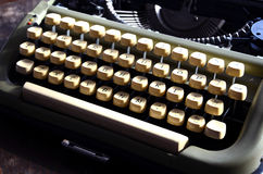 Typewriter Machine Royalty Free Stock Photography