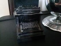 Typewriter modèle image libre de droits