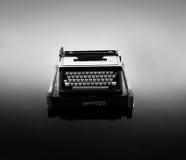 The typewriter Stock Photo