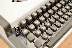 Typewriter on wood Royalty Free Stock Photos