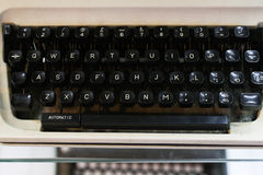 typewriters Fotografia de Stock Royalty Free