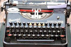 typewriters Photo stock