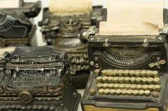 Typewriters Royalty Free Stock Image