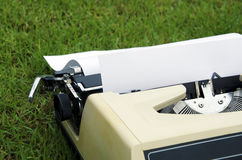 Typewriters Stock Photography