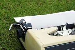 Typewriters Stock Photography