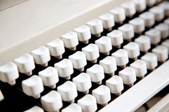 Typewritter Stock Photography