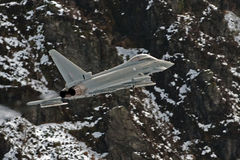 Typhone F2 eurofighter Royalty Free Stock Images