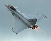 Typhoon Royalty Free Stock Photo
