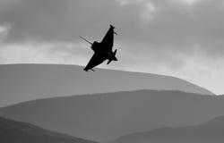 typhoon Imagens de Stock