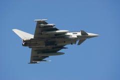 Typhoon Fighter Royalty Free Stock Photos