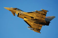 Typhoon Fighter Royalty Free Stock Images