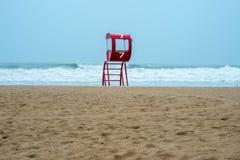 Typhoon GONI slams Busan and South Korea Royalty Free Stock Photography