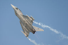 Typhoon jet fighter Royalty Free Stock Photo