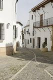 Typical Andalusian village Royalty Free Stock Image