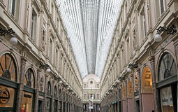 Brussels architecture Royalty Free Stock Photography