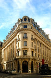 Typical architecture in Paris Stock Image